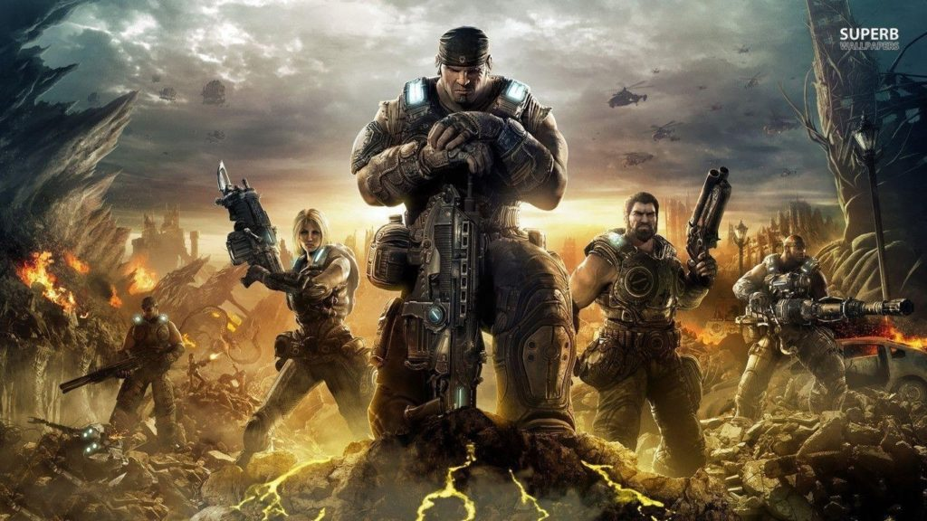 10 Most Popular Gears Of War 3 Wallpapers FULL HD 1080p For PC Desktop 2018 free download gears of war 3 wallpapers hd wallpaper cave 1024x576