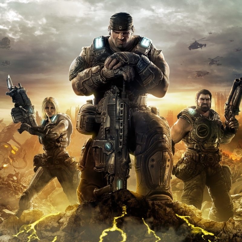 10 Best Gears Of War Hd Wallpapers FULL HD 1920×1080 For PC Desktop 2018 free download gears of war wallpapers gears of war pics pack v 78qxg fungyung 800x800