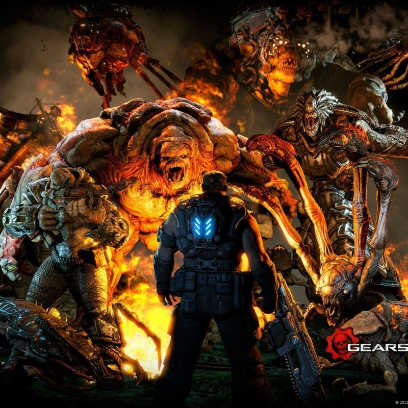 10 Most Popular Gears Of War Wallpaper Hd FULL HD 1080p For PC Background 2018 free download gears of war wallpapers hd 3 16 1600x1200 fond decran 800x800