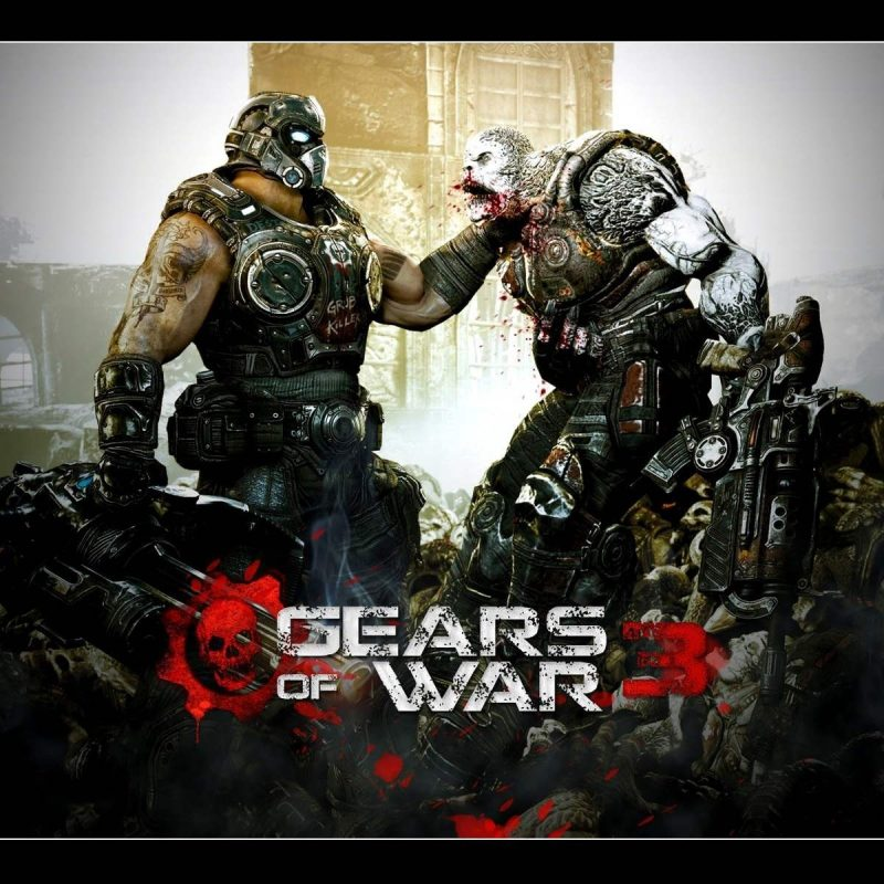 10 Best Gears Of War Hd Wallpapers FULL HD 1920×1080 For PC Desktop 2018 free download gears war dominic santiago wallpapers and backgrounds 1440x900 gears 800x800