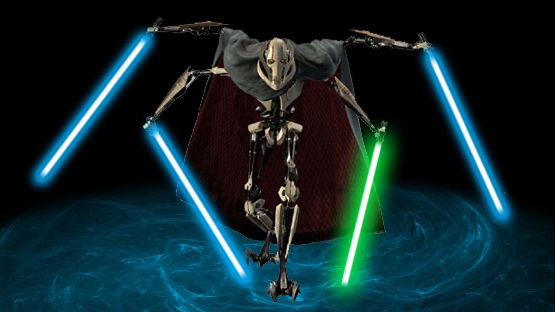 10 Latest General Grievous Wallpaper 1920X1080 FULL HD 1920×1080 For PC Background