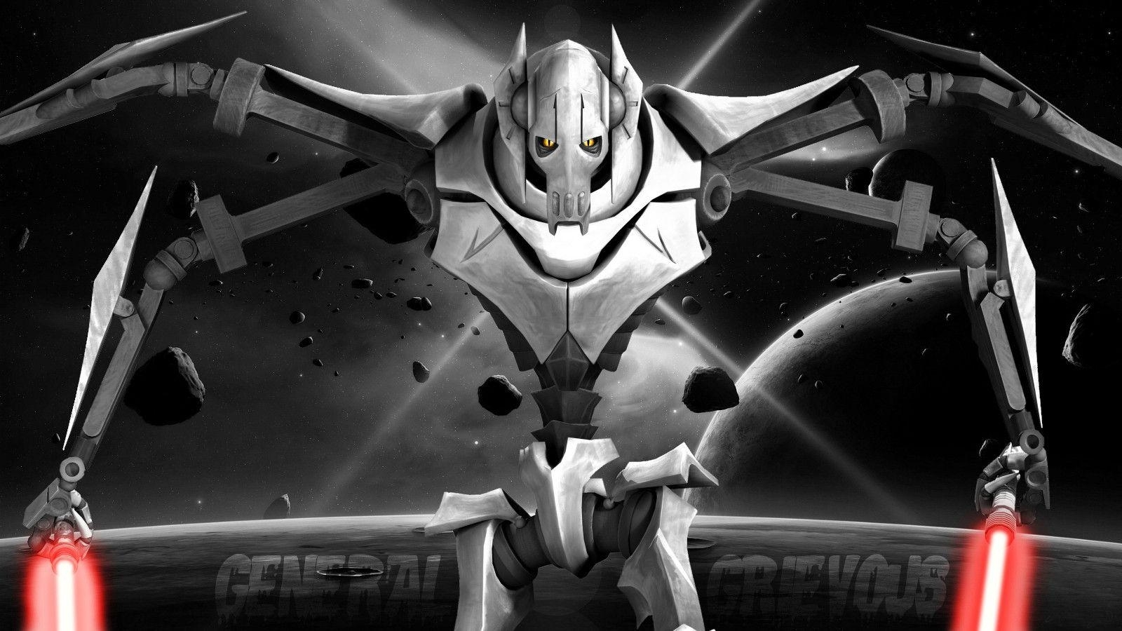 general grievous wallpapers - wallpaper cave