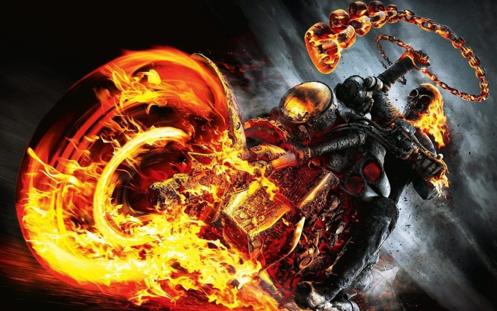 10 Best Ghost Rider Spirit Of Vengeance Wallpaper 3D FULL HD 1920×1080 For PC Background 2018 free download ghost rider bike wallpapers 58 images 1024x640