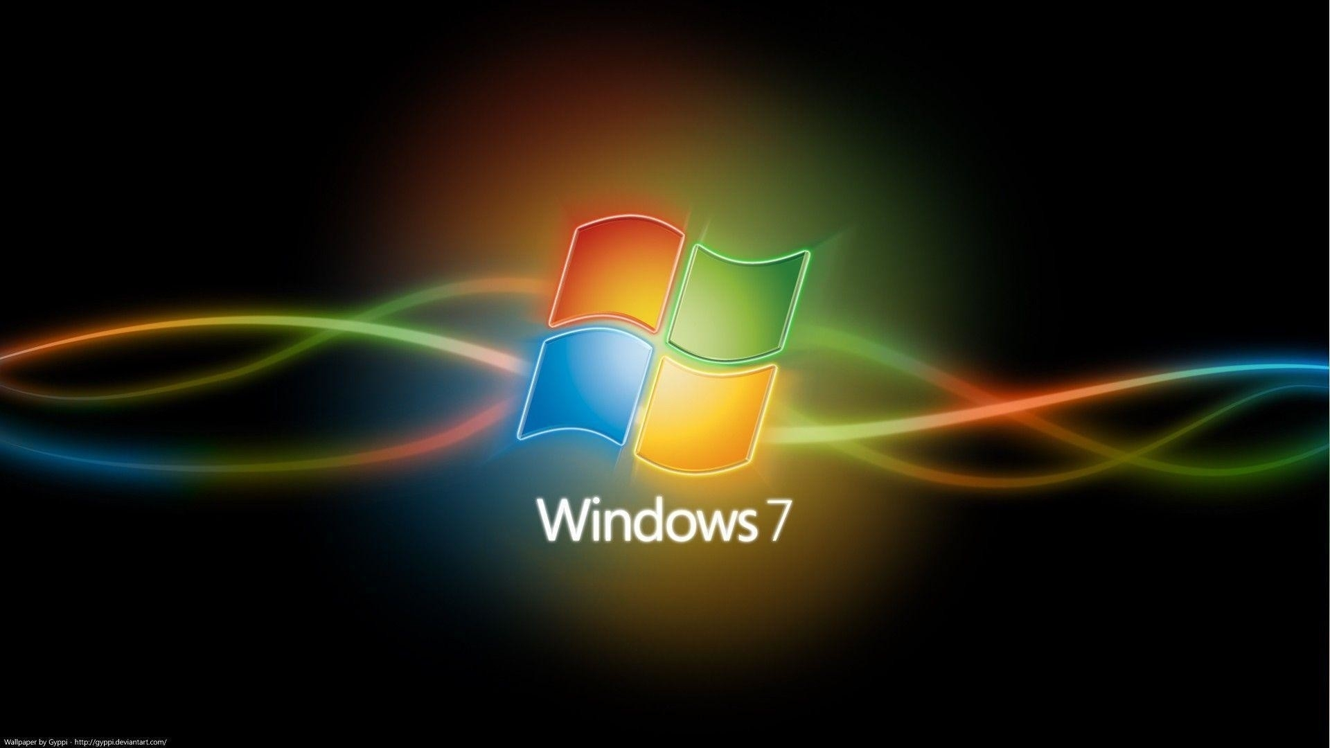 gif background windows 7 ·①