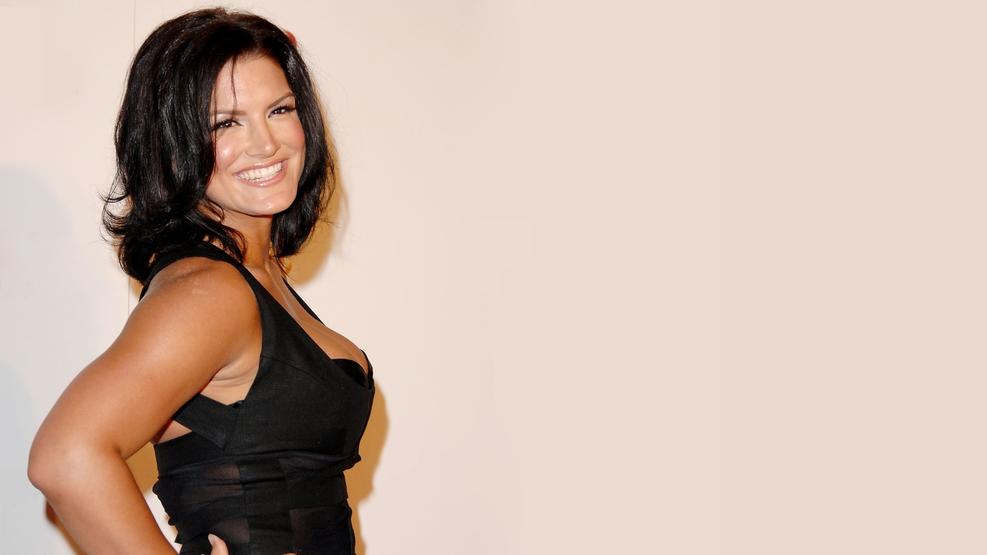 gina carano smile wallpaper 53291 1920x1080 px ~ hdwallsource