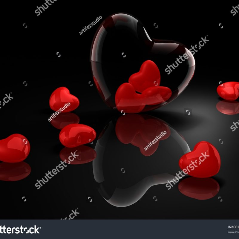 10 Top Red Hearts Black Background FULL HD 1920×1080 For PC Background 2018 free download glass heart red hearts on black stock illustration 23555107 800x800
