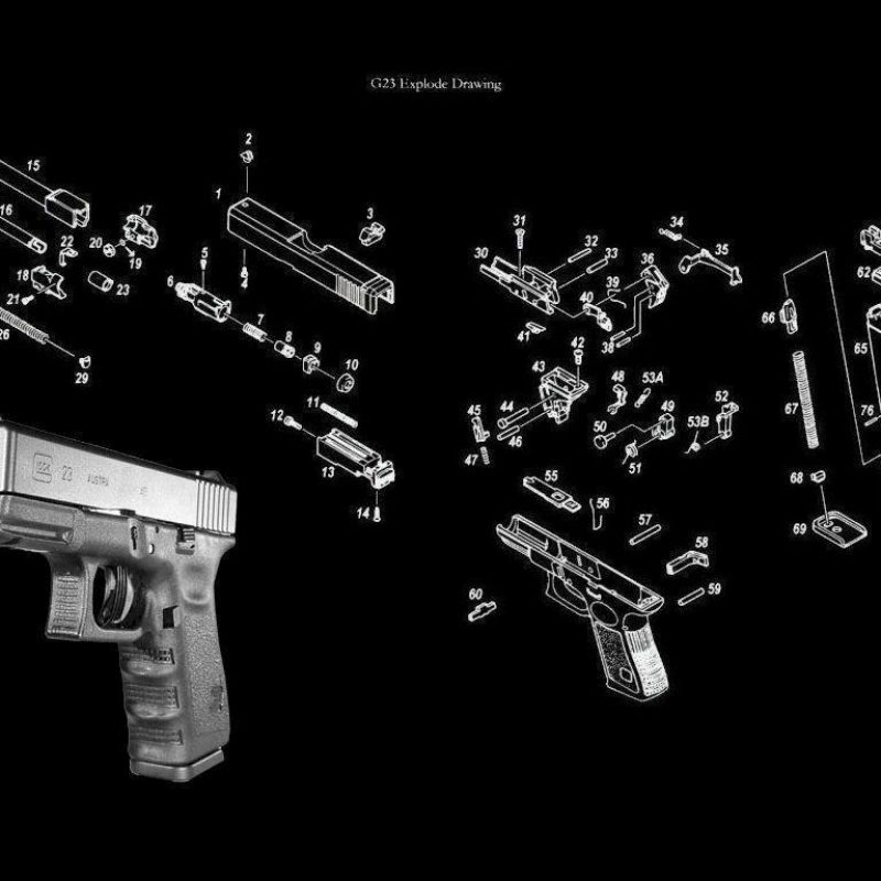 10 Best Glock Desktop Wallpaper FULL HD 1920×1080 For PC Background 2018 free download glock 23 wallpapers wallpaper cave 800x800