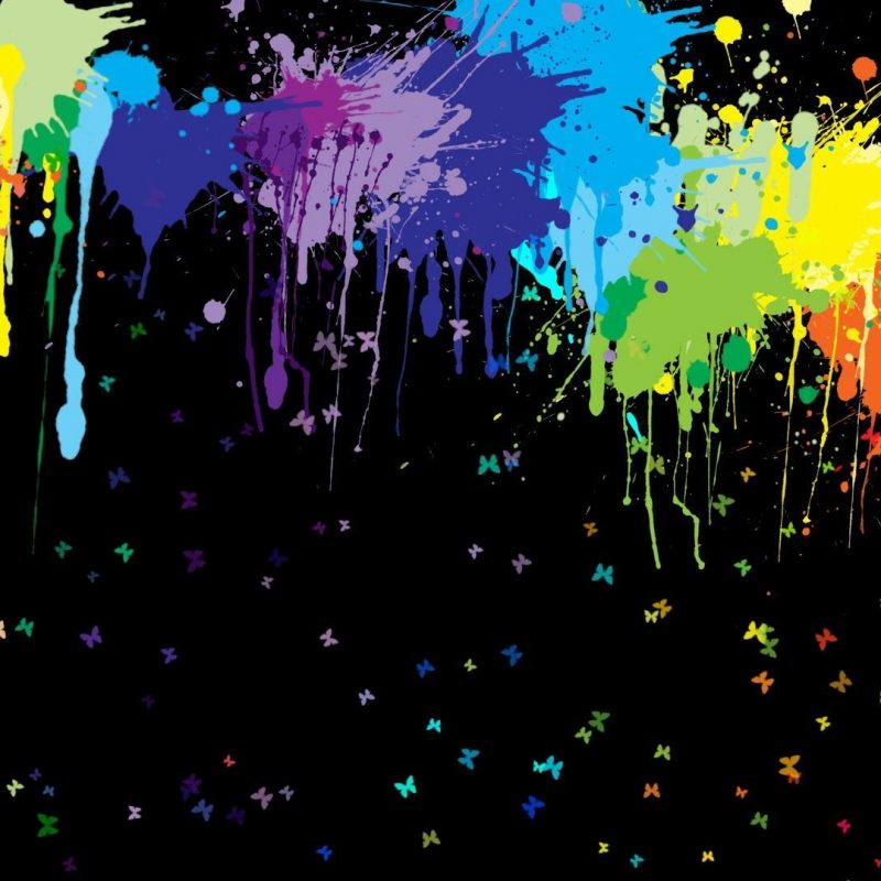 10 Latest Neon Paint Splatter Background FULL HD 1080p For PC Background 2018 free download glowing neon paint splatter hd desktop wallpaper instagram photo 800x800