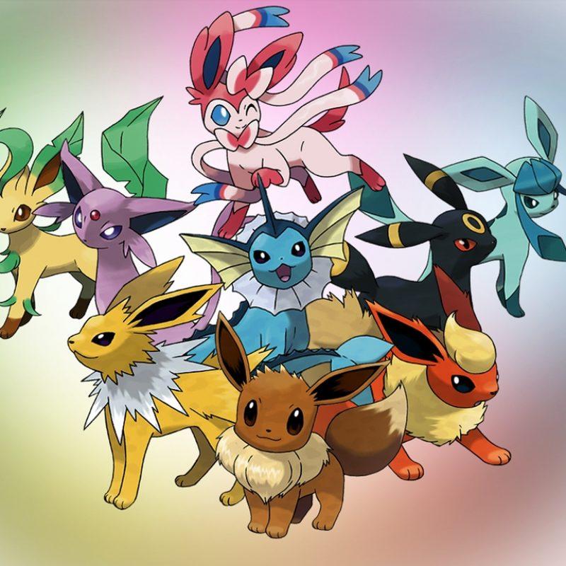 10 Most Popular Pokemon Eevee Evolution Pictures FULL HD 1080p For PC Desktop 2018 free download go pokemon eevee evolution guide how vaporeon jolteon flareon 800x800