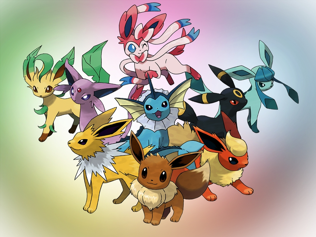 go pokemon: eevee evolution guide - how vaporeon, jolteon, flareon