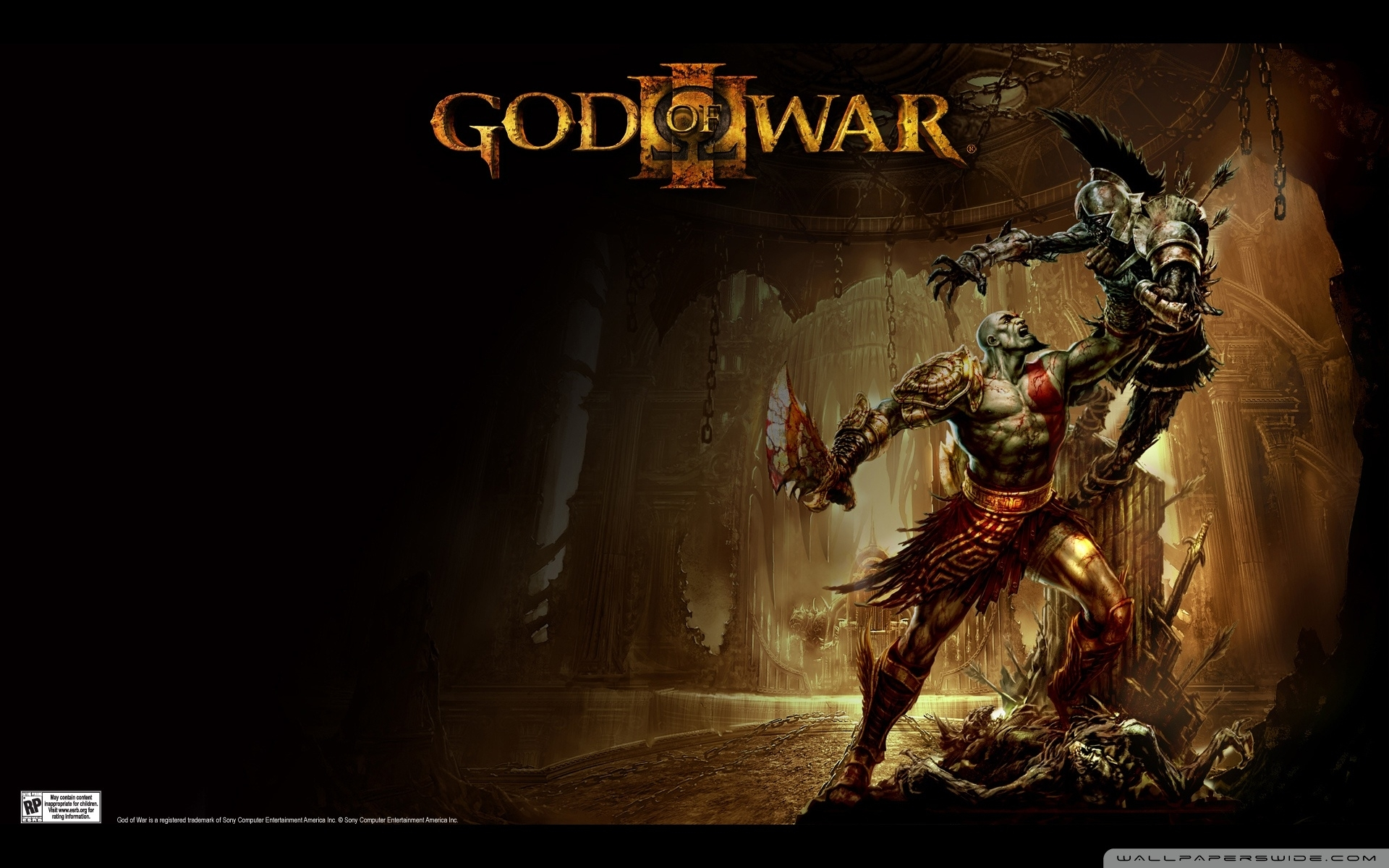 10 Top God Of War 3 Wallpaper Full Hd 1080p For Pc Background