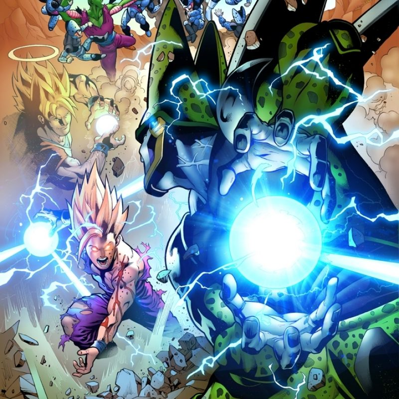 10 Latest Gohan Vs Cell Wallpaper FULL HD 1920×1080 For PC Desktop 2018 free download gohan vs cell dbzteogonzalezcolors on deviantart 800x800
