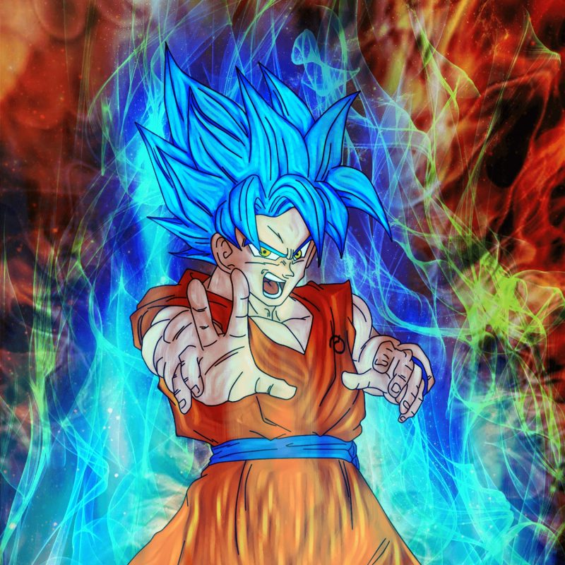 10 New Goku Super Saiyan God Blue Wallpaper FULL HD 1080p For PC Background 2021 free download goku blue wallpapers wallpaper cave 800x800