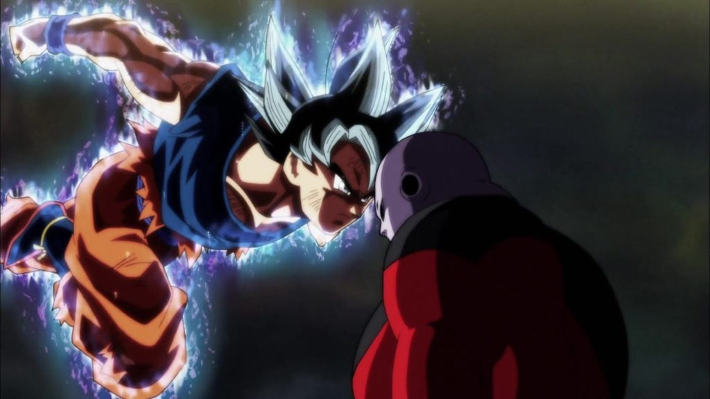 10 Top Dragon Ball Super Ultra Instinct Wallpaper FULL HD 1080p For PC Background 2021 free download goku limit breaker ultra instinct vs jiren dragon ball super 1024x576