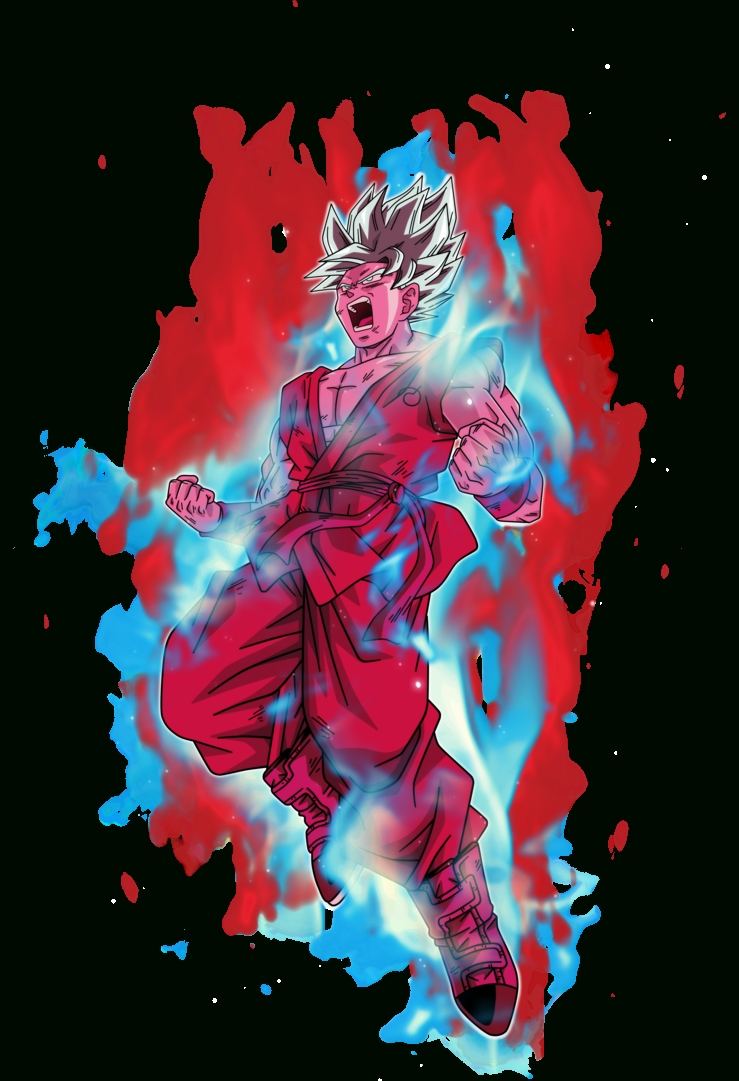 goku super saiyan blue kaioken x10bardocksonic on deviantart