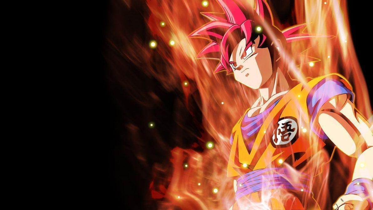 10 Top Super Saiyan God Wallpaper Hd FULL HD 1080p For PC Background