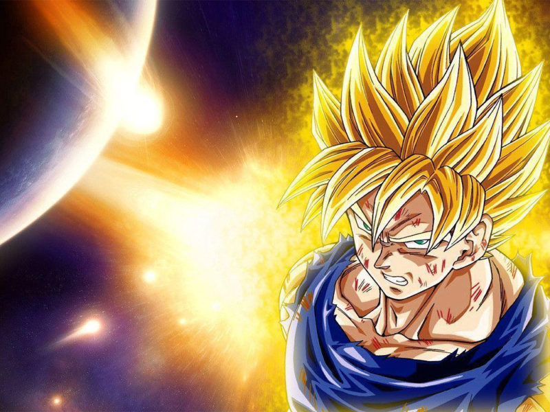 10 Top Goku Super Saiyan Wallpaper FULL HD 1080p For PC Background 2020 free download goku wallpapers wallpaper cave 1 800x600