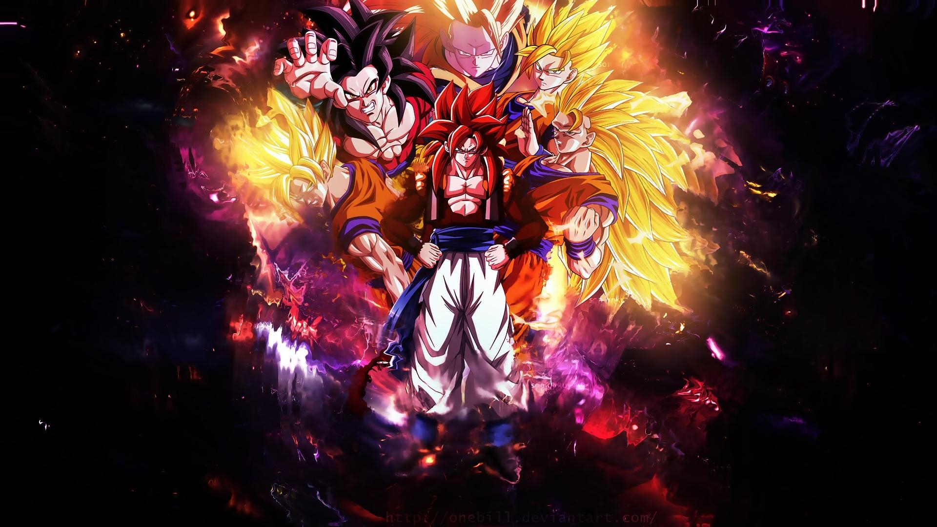 goku wallpapers - wallpaper cave full hd wallpaper and background