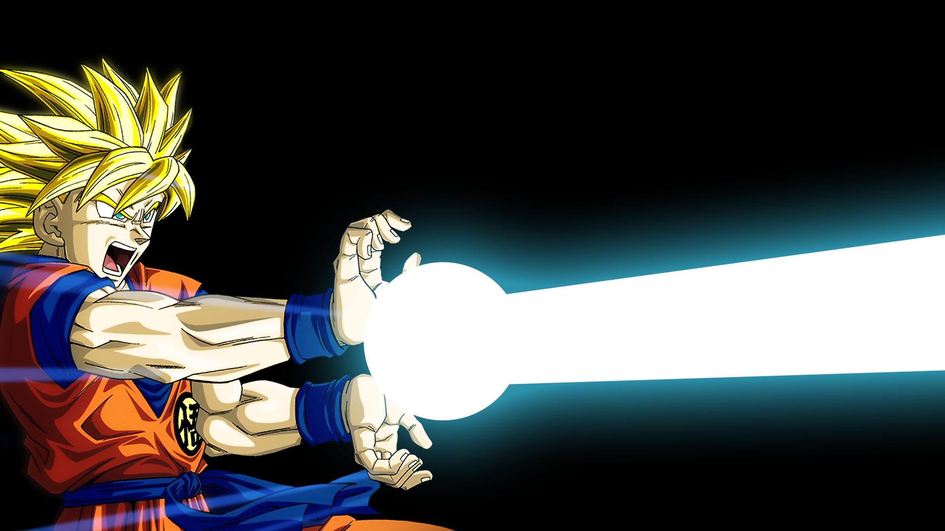 10 Latest Dragon Ball Z Wallpaper Kamehameha FULL HD 1080p For PC Background