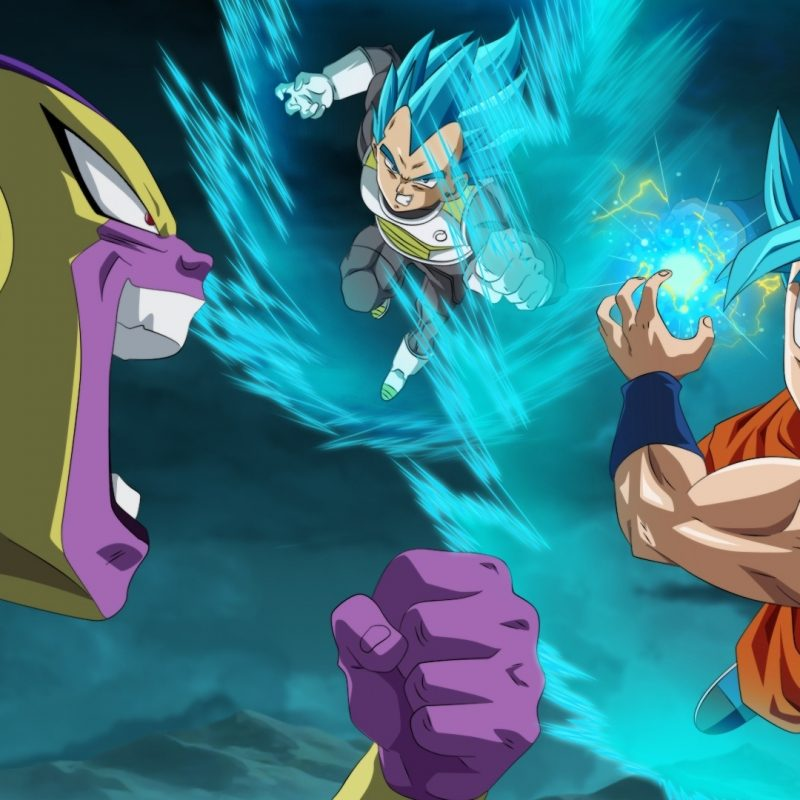 10 Latest Goku Vs Frieza Wallpaper FULL HD 1920×1080 For PC Desktop 2018 free download golden frieza vs goku and vegeta sup wallpaper 11967 800x800