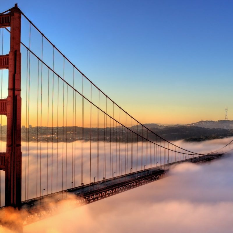10 Most Popular Golden Gate Bridge Hd FULL HD 1080p For PC Desktop 2018 free download golden gate bridge envelopedfog e29da4 4k hd desktop wallpaper for 800x800