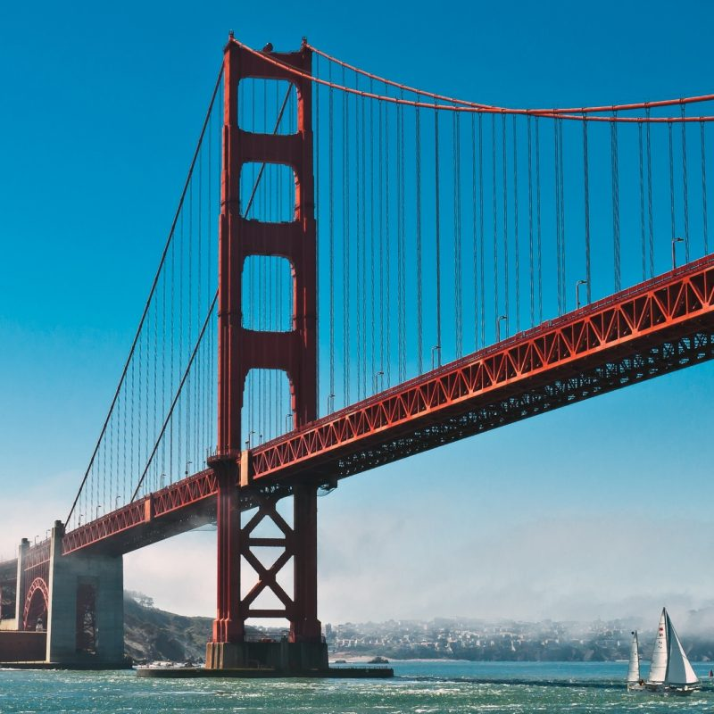 10 Most Popular Golden Gate Bridge Hd FULL HD 1080p For PC Desktop 2018 free download golden gate bridge wallpapers pictures images 800x800