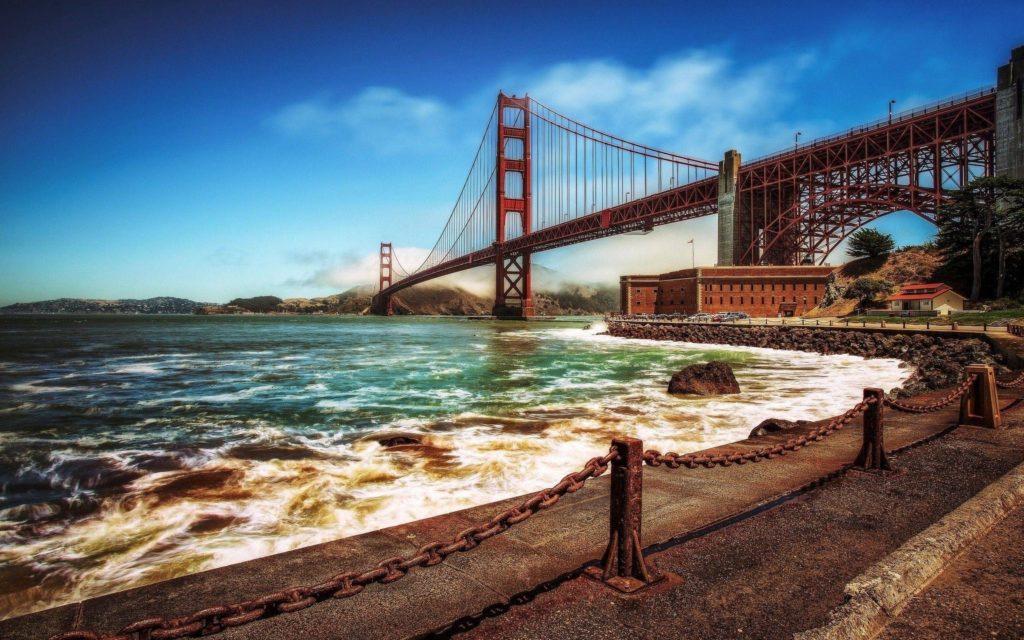10 Top San Francisco Golden Gate Bridge Wallpaper FULL HD 1920×1080 For PC Desktop 2021 free download golden gate bridge wallpapers wallpaper cave 1 1024x640
