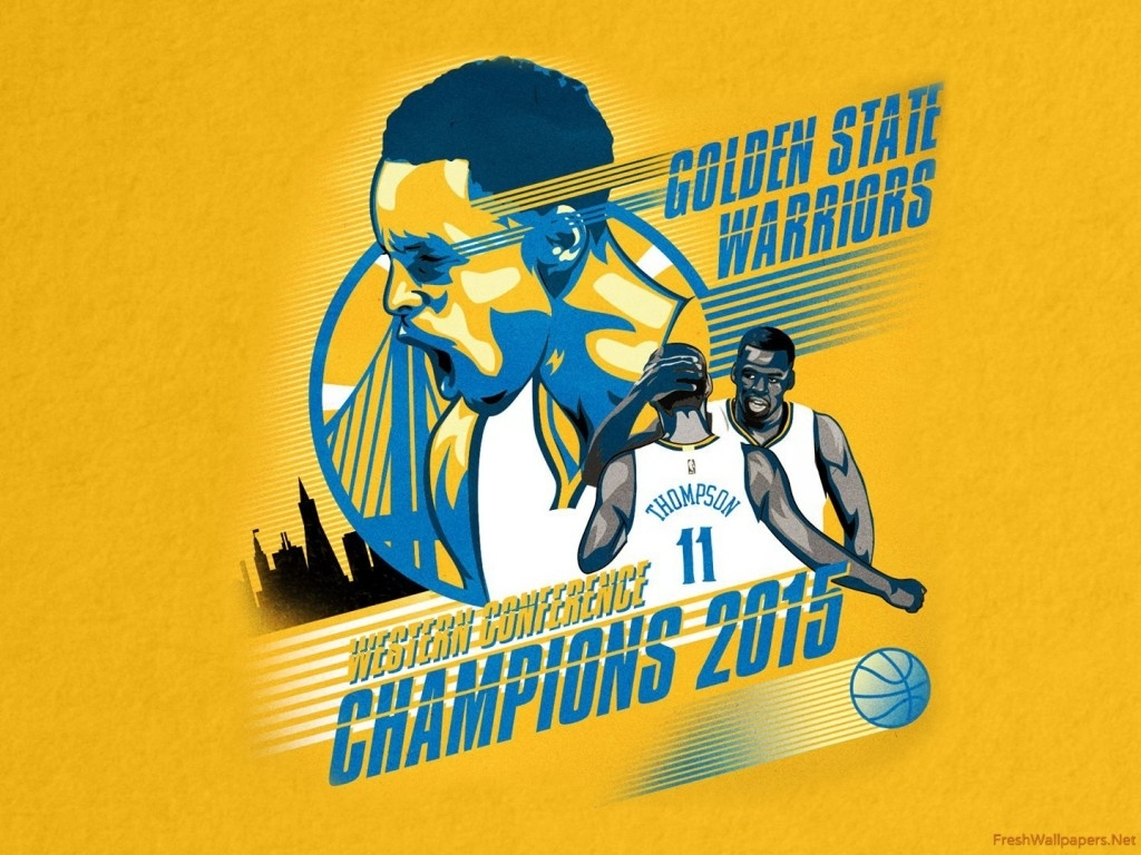 golden state warriors 2015 nba western conference champions