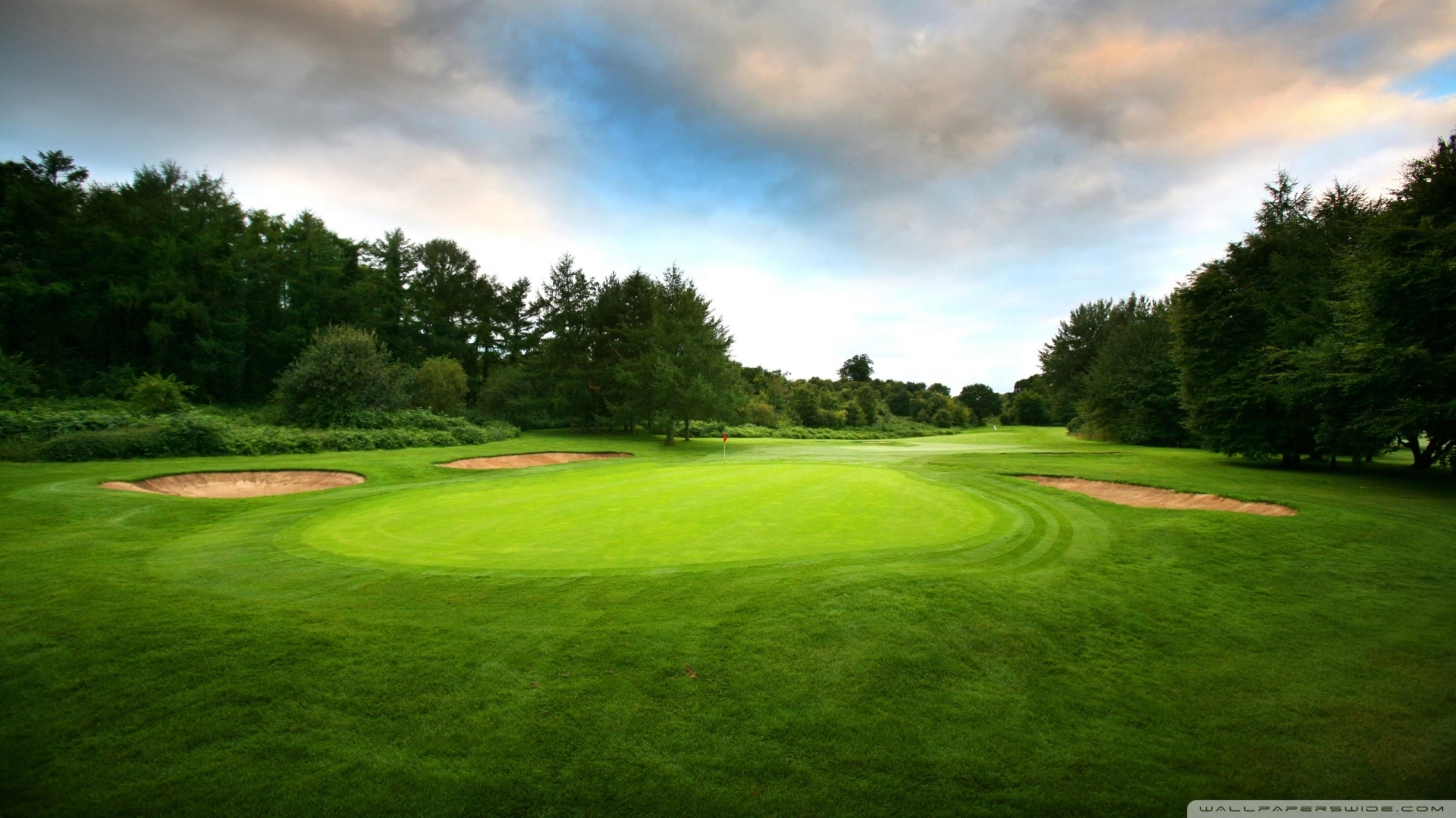 10 Best Golf Course Wallpaper 1920X1080 FULL HD 1080p For ...