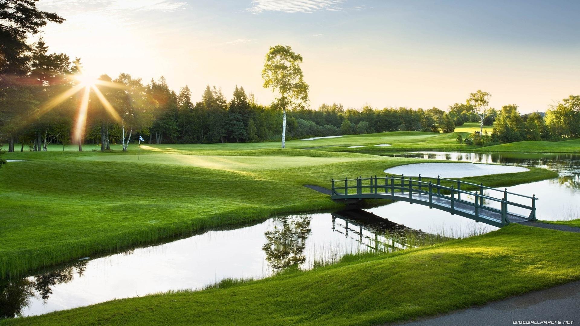 10 Best Most Beautiful Golf Courses Wallpaper FULL HD 1920 ...