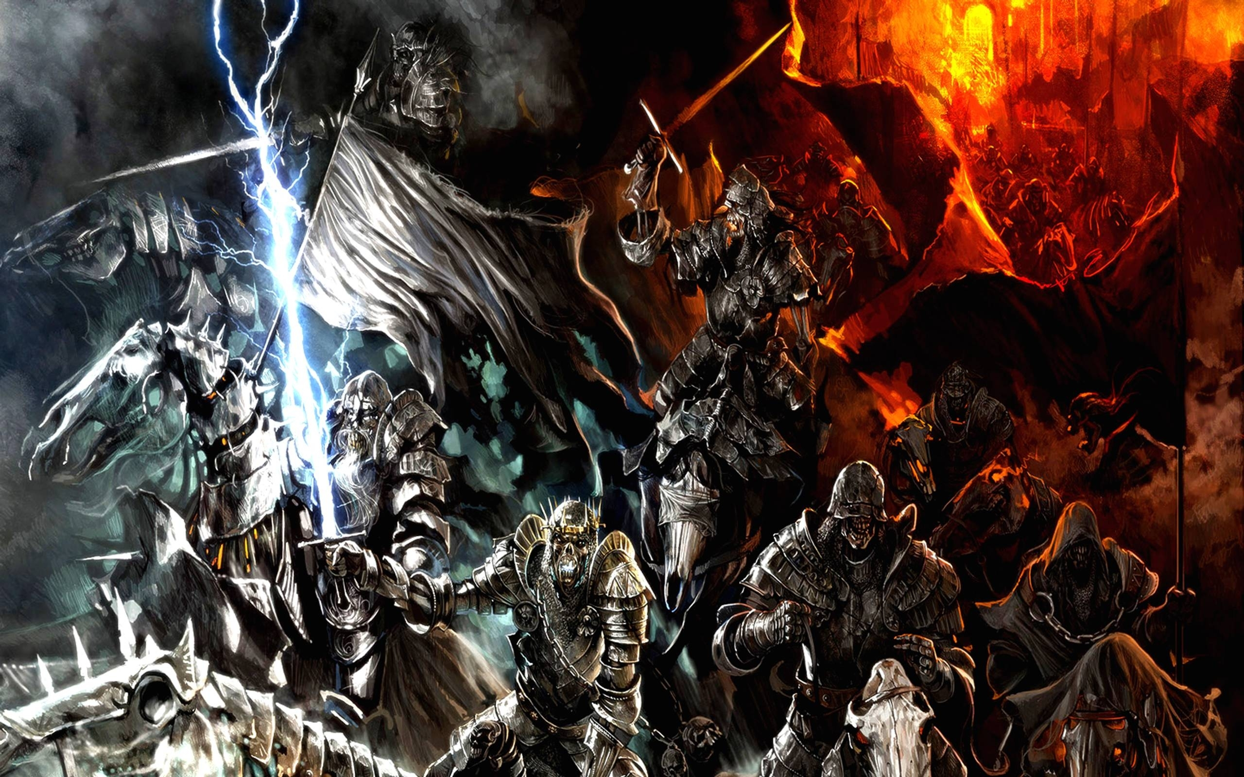 10 New Good Vs Evil Battle Wallpaper FULL HD 1080p For PC Desktop