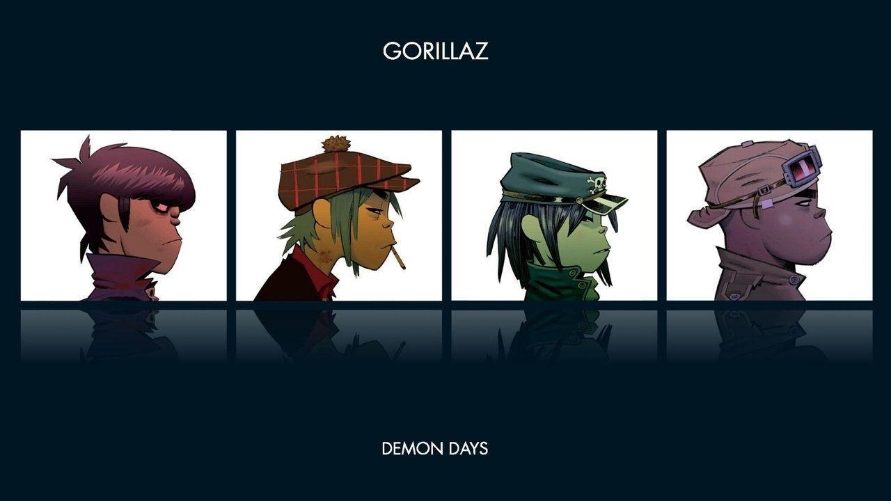 gorillaz wallpapers, collection of gorillaz backgrounds, gorillaz hd