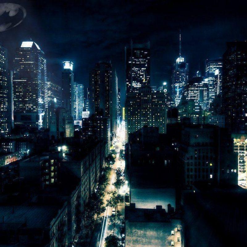 10 Top Gotham City Hd Wallpaper FULL HD 1080p For PC Desktop