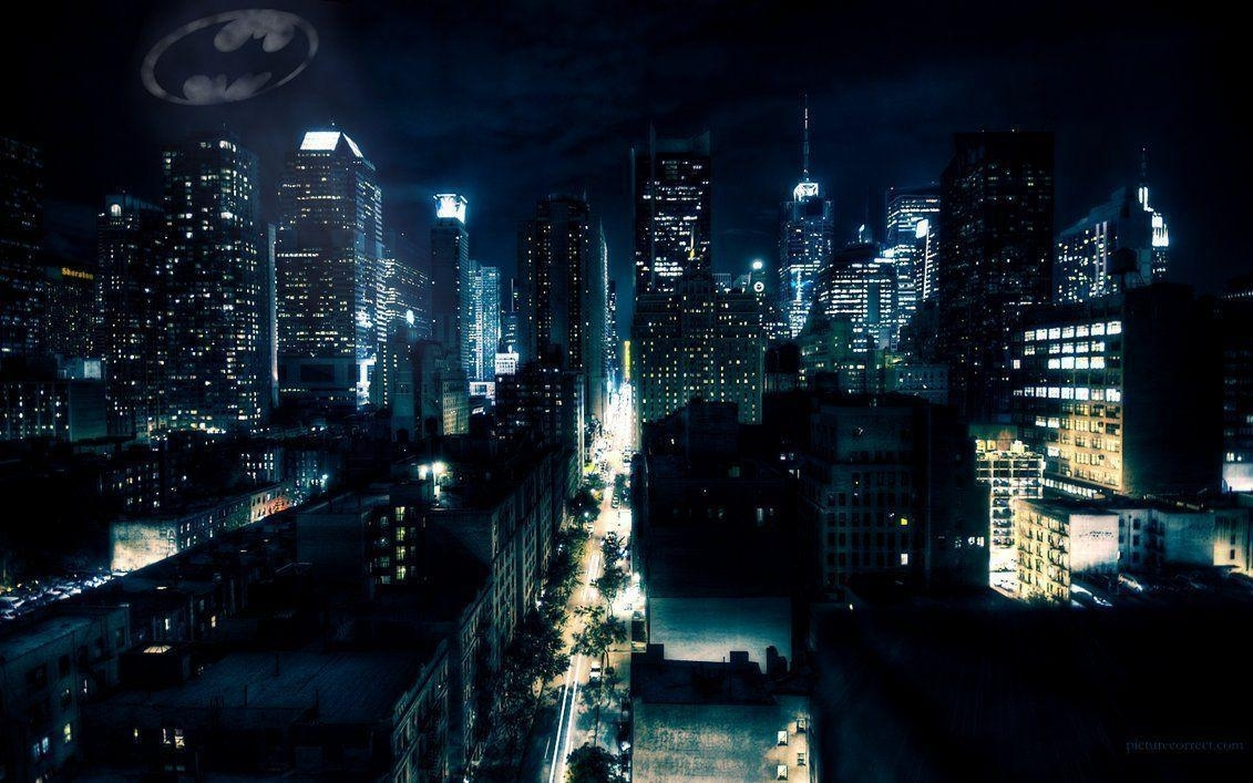 10 Top Gotham City Hd Wallpaper FULL HD 1080p For PC Desktop