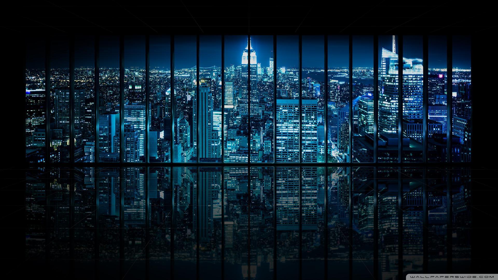 gotham city ❤ 4k hd desktop wallpaper for 4k ultra hd tv
