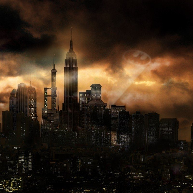 10 Top Gotham City Hd Wallpaper FULL HD 1080p For PC Desktop 2018 free download gotham cityribot02 on deviantart 800x800