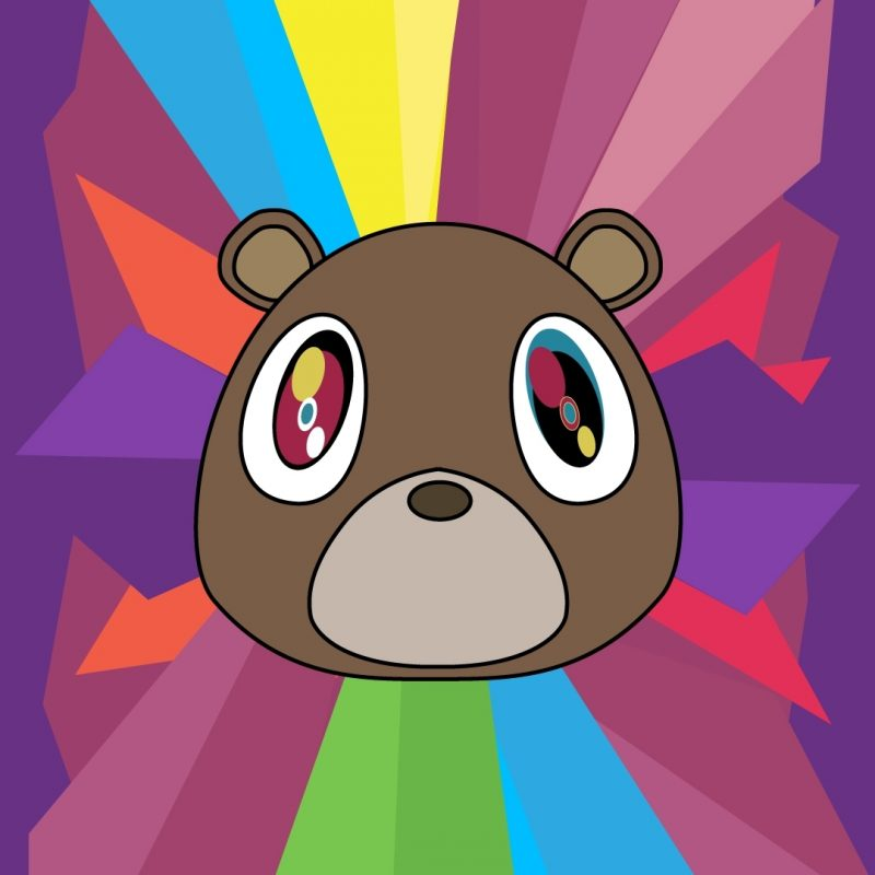 10 New Graduation Kanye West Wallpaper FULL HD 1080p For PC Desktop 2018 free download graduation bear wallpaper i made kanye 800x800