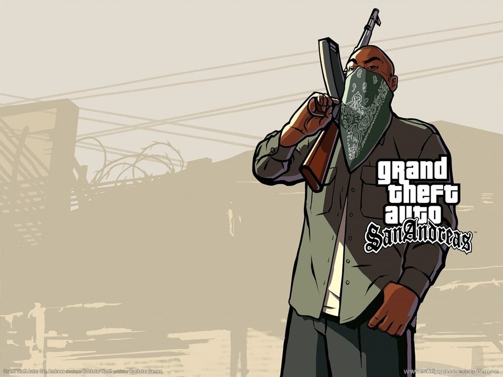 10 New Gta San Andreas Backgrounds FULL HD 1080p For PC Background 2018 free download grand theft auto san andreas 355 hd wallpapers hd wallpapers 1024x768