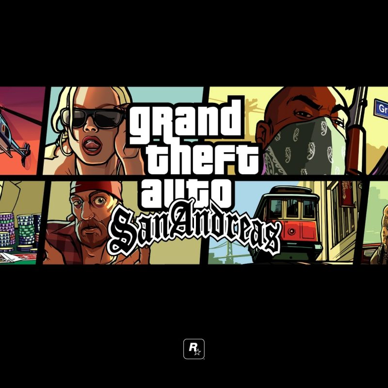 10 Most Popular Gta San Andreas Wallpaper FULL HD 1080p For PC Background 2018 free download grand theft auto san andreas official desktops 800x800