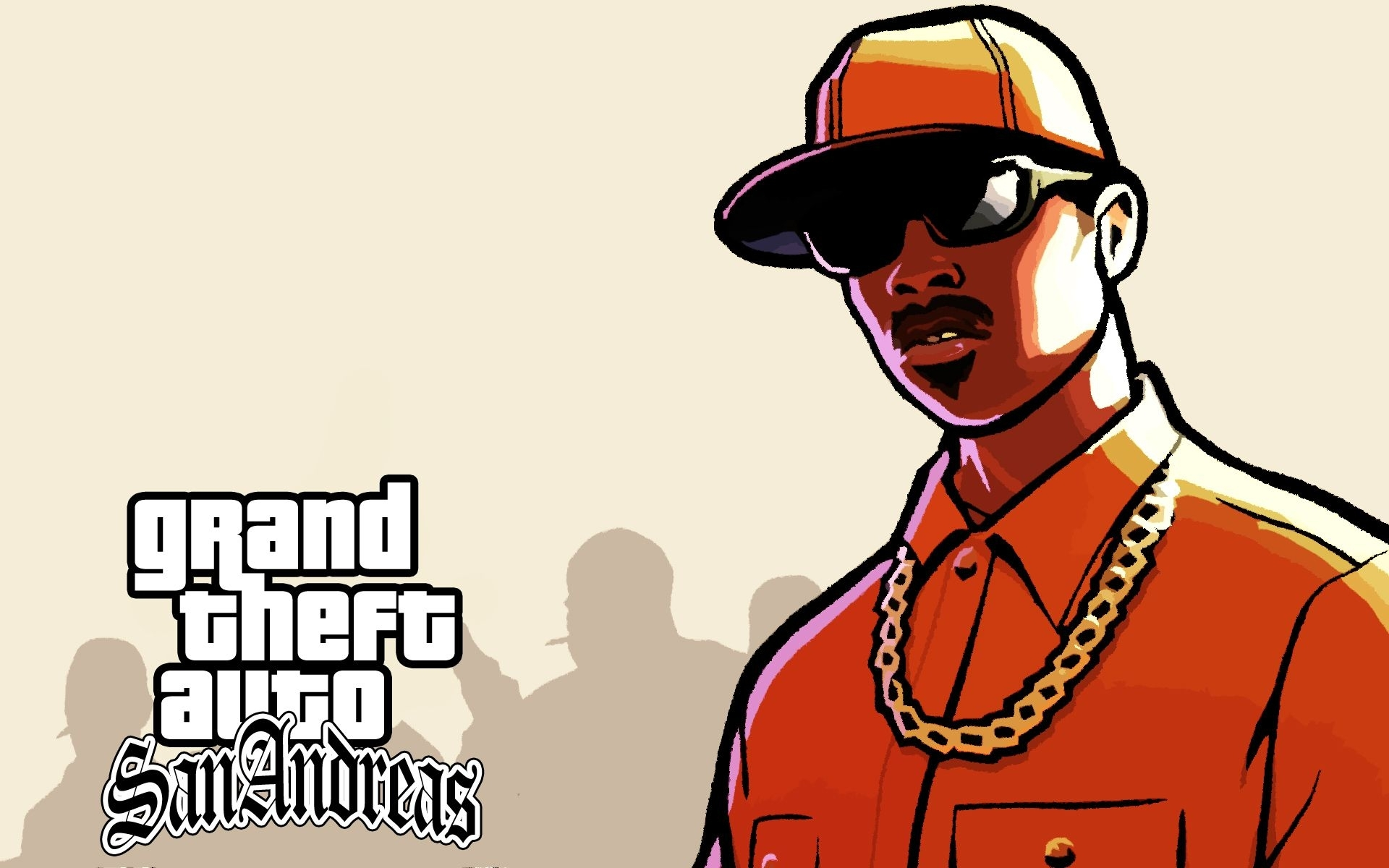 grand theft auto san andreas wallpapers   video game collection 3