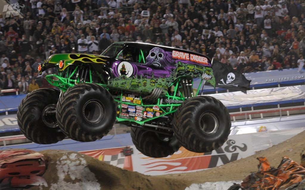 10 Most Popular Pictures Of Grave Digger Monster Truck FULL HD 1080p For PC Desktop 2020 free download grave digger monster truck 4x4 race racing monster truck j 1024x640