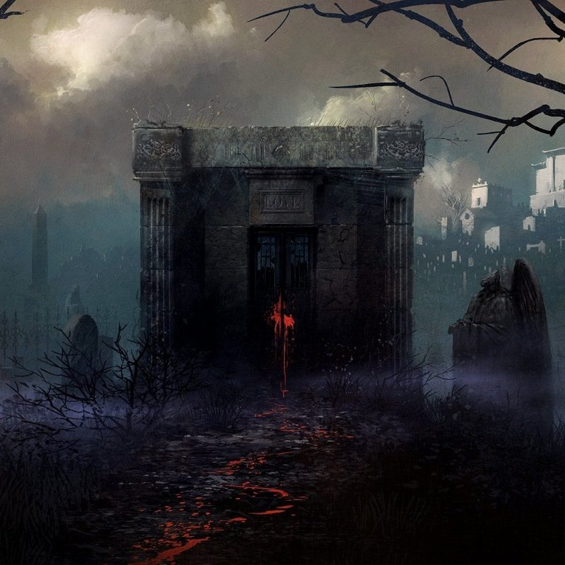 10 Most Popular Cemetery At Night Wallpaper FULL HD 1920×1080 For PC Background 2020 free download graveyard on a foggy night full hd fond decran and arriere plan 800x800