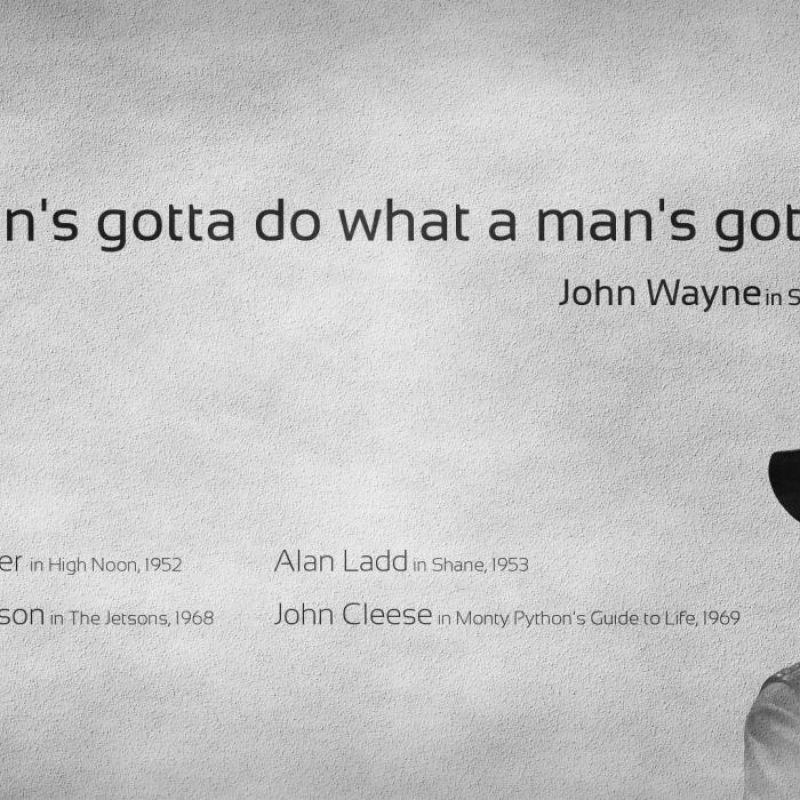10 Best John Wayne Wallpaper Quotes FULL HD 1080p For PC Background 2018 free download gray quotes men actors john wayne wallpaper 1920x1080 221049 800x800