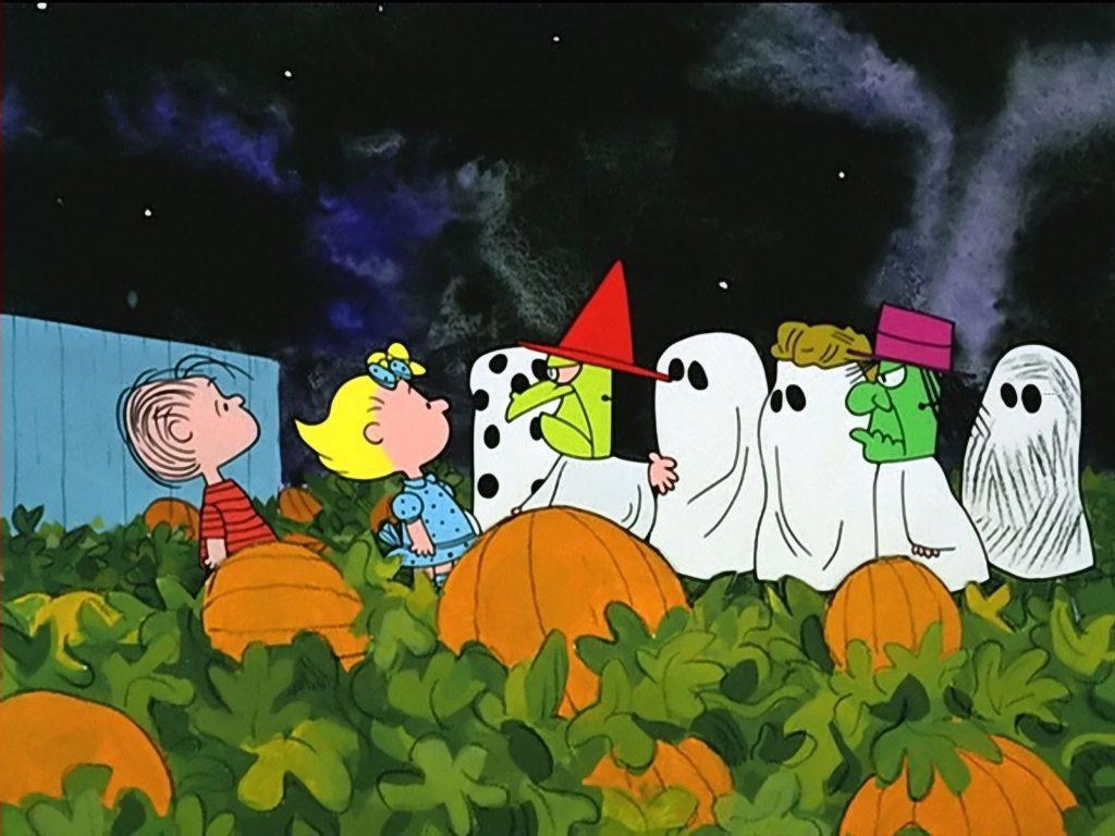 10 Best Peanuts Halloween Desktop Wallpaper FULL HD 1080p For PC Background 2021 free download great pumpkin charlie brown halloween wallpapers browse 1024x768