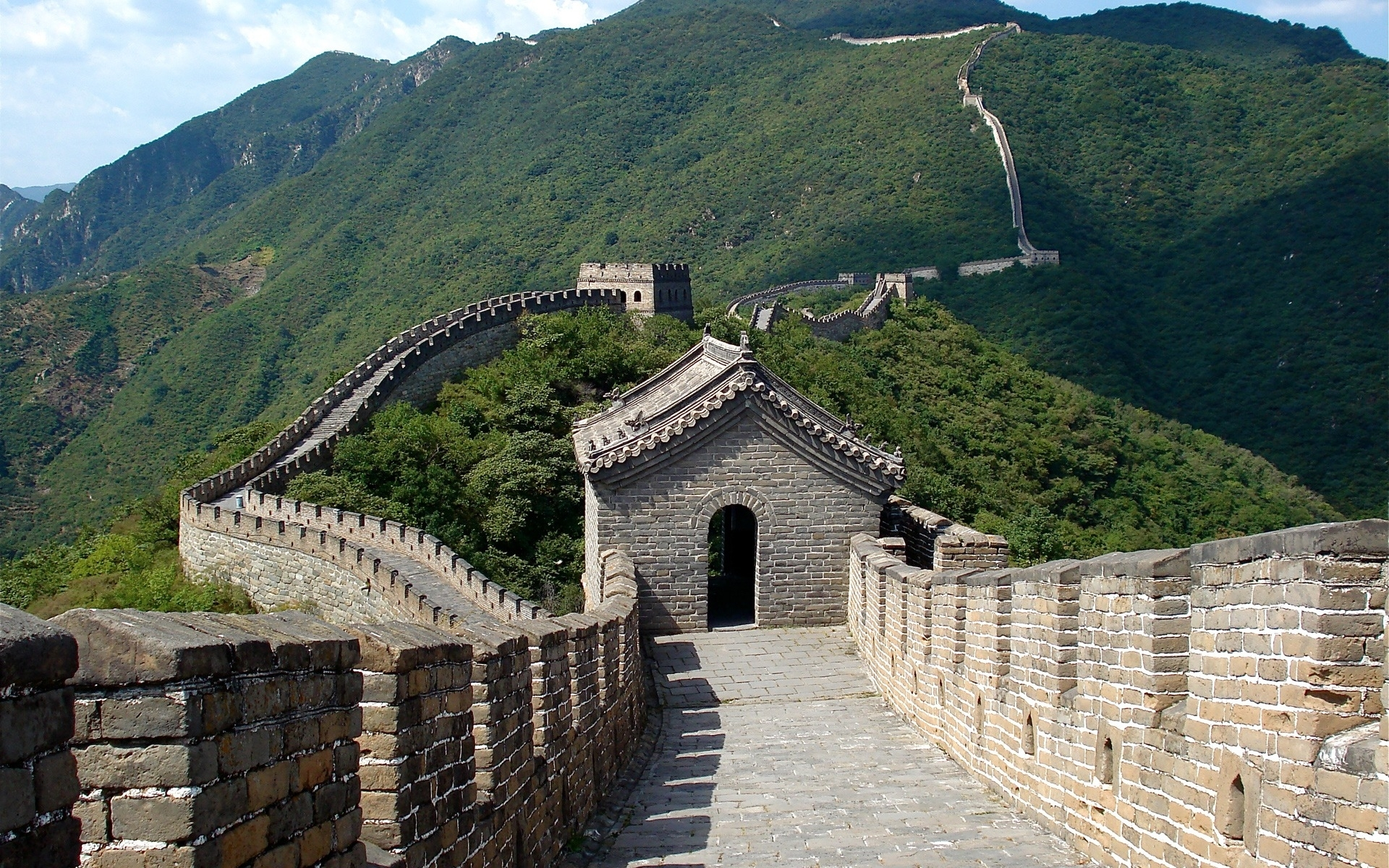 great wall of china high quality wallpaper - hd wallpapers