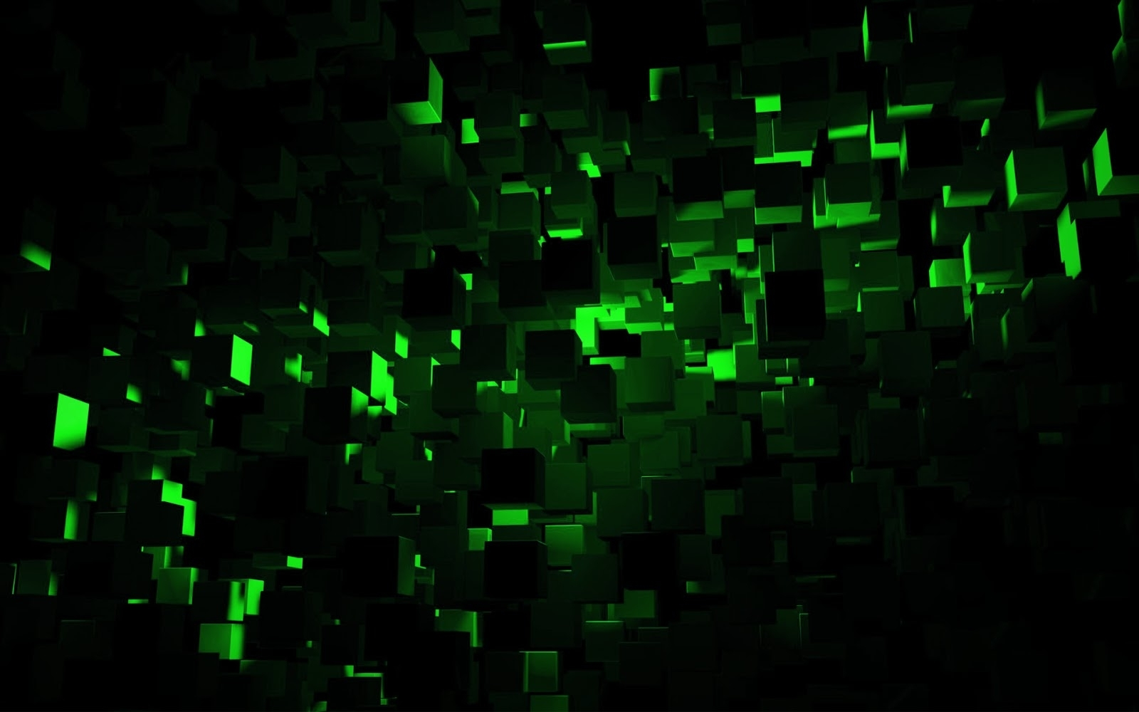 green and black hd wallpaper