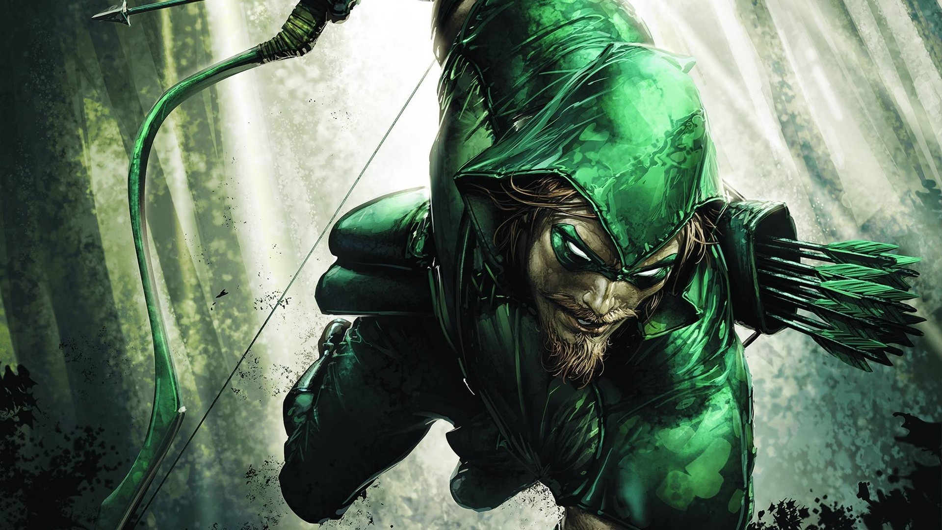 green arrow hd wallpapers for desktop download