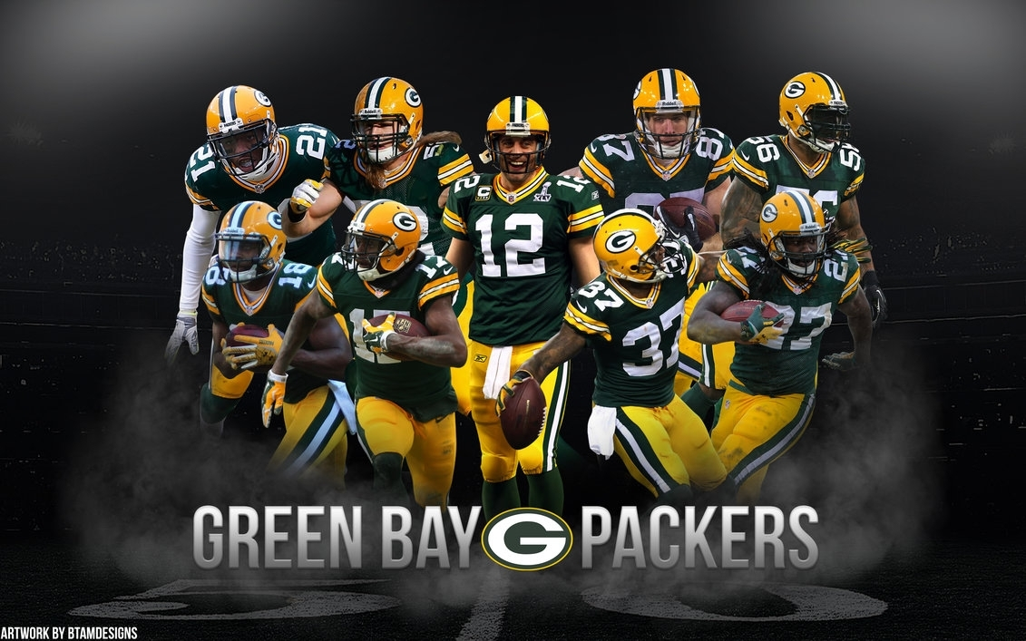 10 New Green Bay Packers Team Wallpaper FULL HD 1920×1080 For PC Desktop