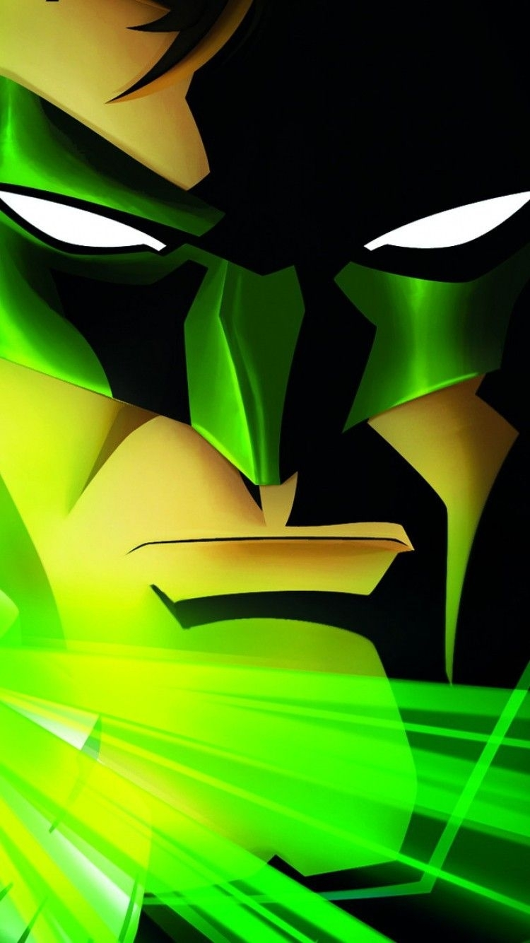 green lantern iphone wallpaper - http://hdwallpaper/green
