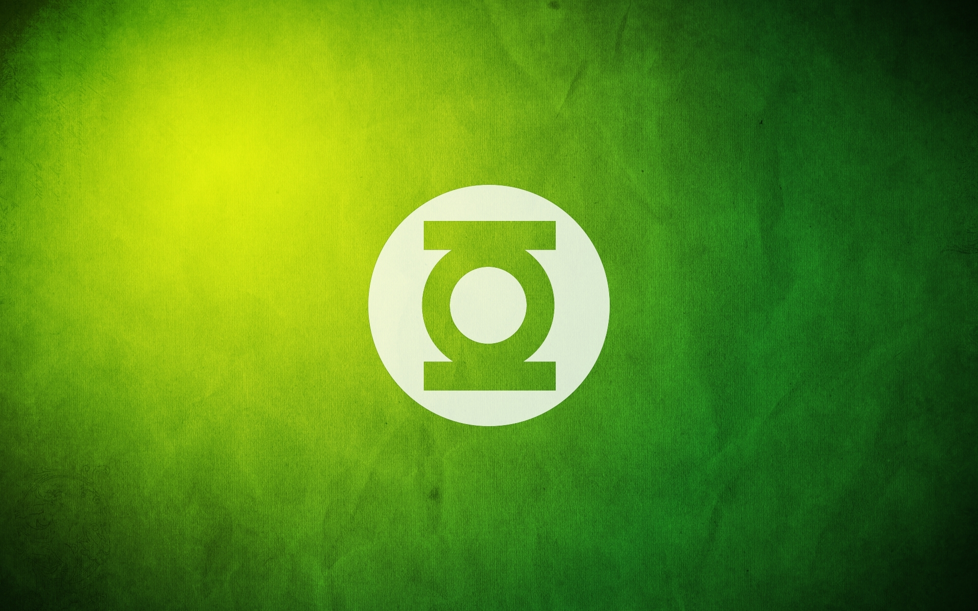 green lantern logo wallpaper 23536 1920x1200 px ~ hdwallsource